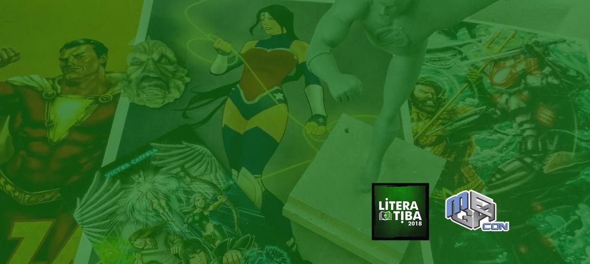 Literatiba/Megacon 2018